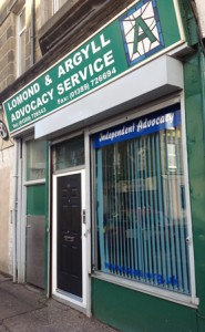 Dumbarton Office